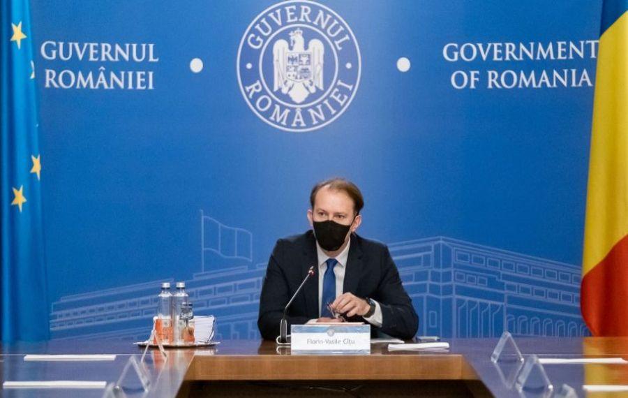 """Cîțu: """"Am convins o Românie să fiu prim-ministru, cred că este mai simplu să conving nişte colegi să mă susţină la preşedinţia PNL"""""""