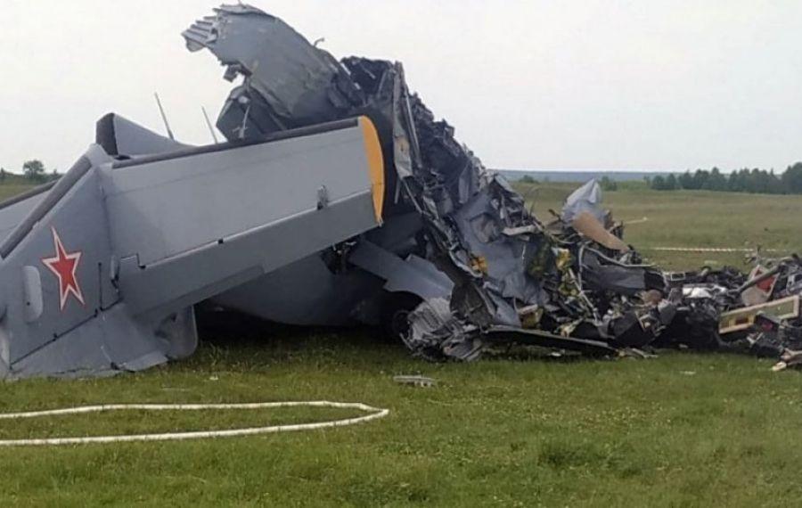 Un avion s-a PRĂBUȘIT în Rusia. Nouă oameni și-au pierdut viața