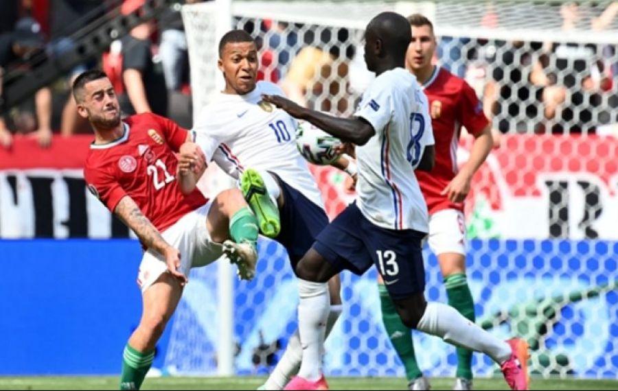 SURPRIZĂ la EURO 2020. Campioana mondială, FRANȚA, ținută în șah de UNGARIA: 1-1 (0-1)