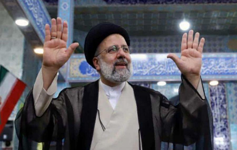 Ebrahim RAISI a câștigat alegerile prezidențiale din primul tur și va fi noul președinte al IRANULUI