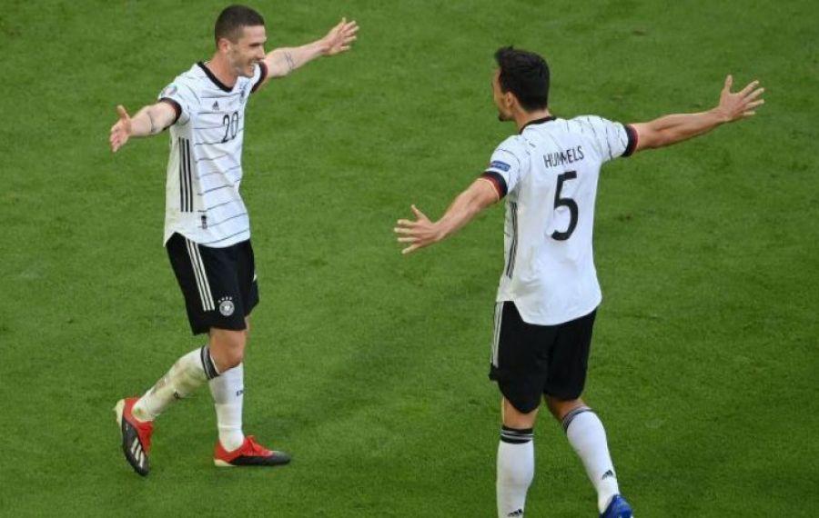 EURO 2020.Campioana europeană en titre, PORTUGALIA, învinsă de GERMANIA cu 4-2 (2-1), după un meci-specatol
