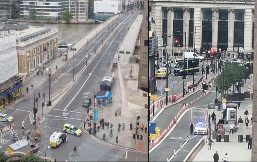 Alertă cu BOMBĂ în capitala Angliei. London Bridge a fost închis