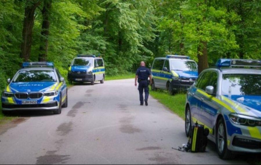 Incident de securitate în Munchen. Un român a fost ÎMPUȘCAT de patru ori de polițiști