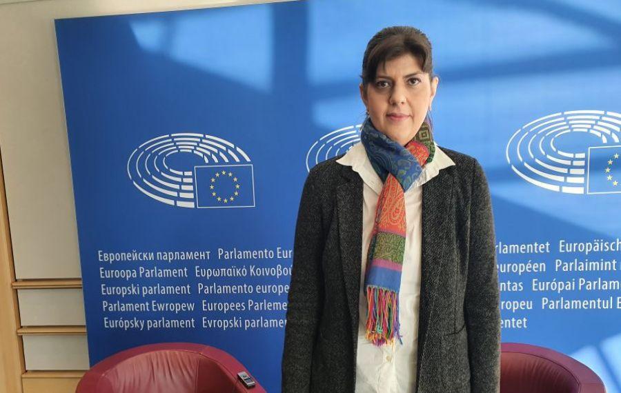 Prima investigație de CORUPȚIE de amploare a Parchetului European condus de Kovesi