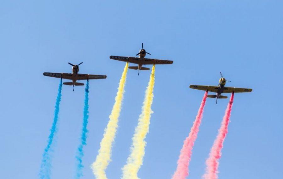 20 iulie: Ziua Aviației Române și a Forțelor Aeriene