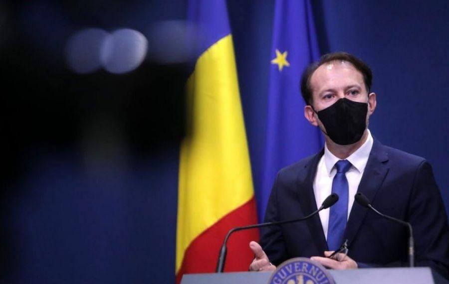 Reacția lui Florin Cîțu după apariția DOCUMENTULUI cu antetul Guvernului în campania PNL