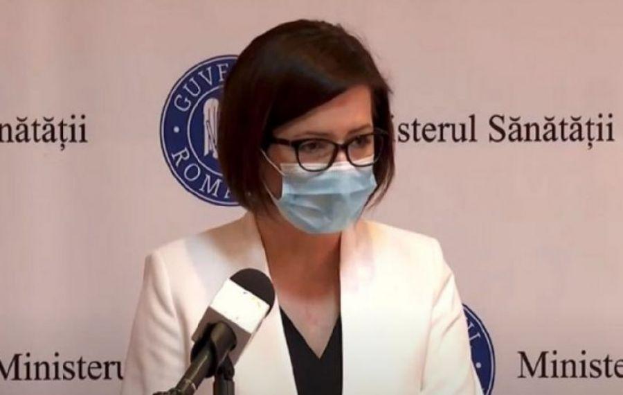 """Ministrul Sănătății: """"Persoanele nevaccinate reprezintă 87% din noile cazuri de COVID-19 și 91% din decese!"""""""