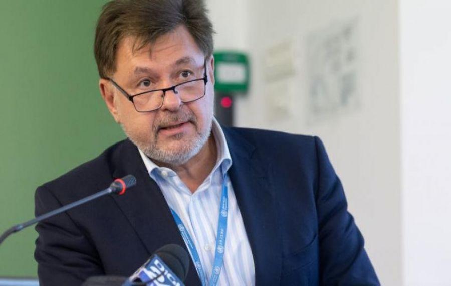 Alexandru Rafila, atac la adresa lui Florin Cîțu: Campania de vaccinare a început să meargă prost de acum două luni