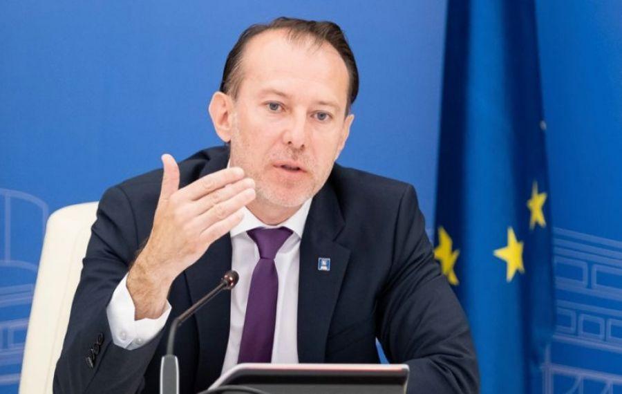 """Florin Cîțu, felicitări pentru PNL Tulcea: """"Aţi salvat România de un spion rus"""""""