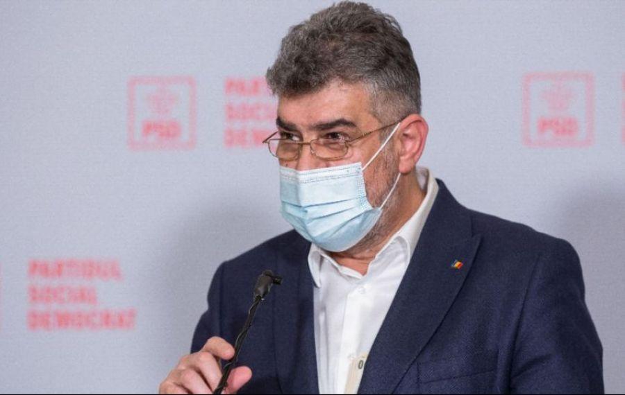 Marcel Ciolacu: PNL a ajuns să facă alegeri cu poliția la ușă. Au lăsat România neguvernată doar pentru a-şi căra ei pumni în cap