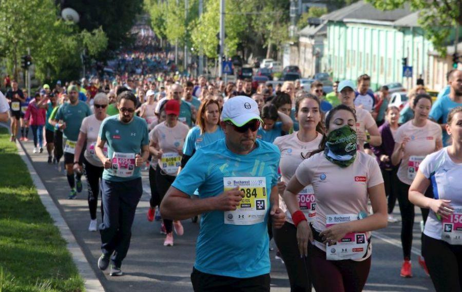Reguli de ACCES și INFORMAȚII utile pentru participanții la Bucharest Half Marathon