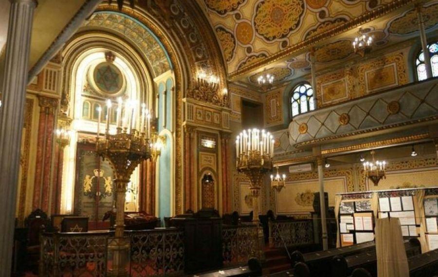 Noaptea sinagogilor deschise în Capitală