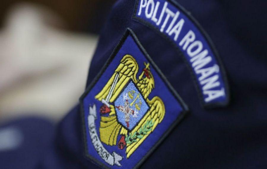 Polițist din Capitală depistat sub influenţa drogurilor la intrarea în serviciu