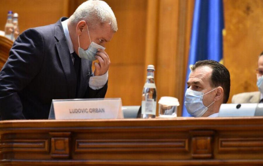 Continuă SCANDALUL politic. Orban convoacă plenul pentru moțiune, PNL boicotează ședința