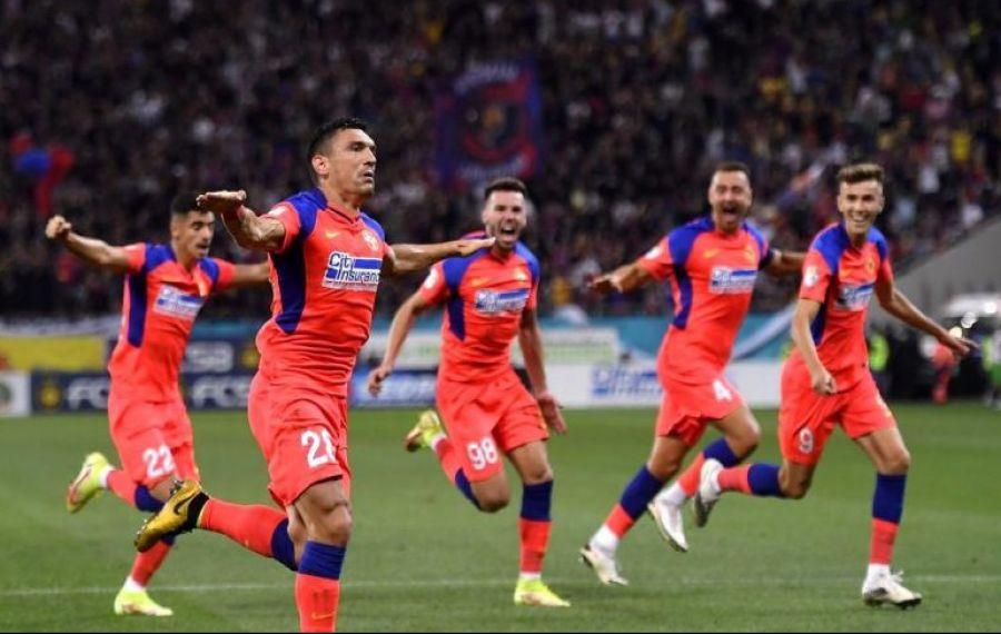 """FCSB a zdrobit DINAMO, scor 6-0, în derbiul de pe Arena Națională.TORJE: """"E cea mai grea înfrângere din cariera mea..."""""""