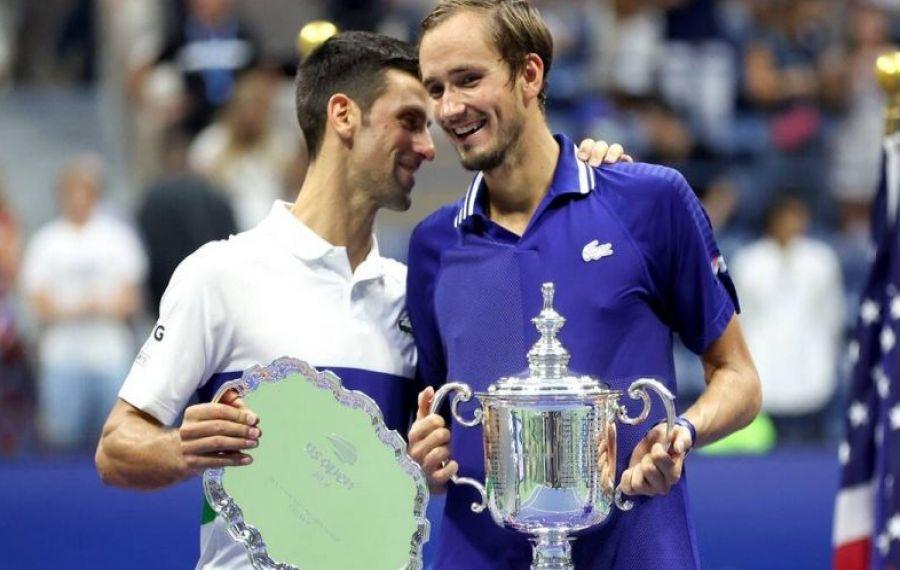 Daniil MEDVEDEV, victorie senzațională împotriva lui Novak DJOKOVIC, în finala US Open: 6-4, 6-4, 6-4
