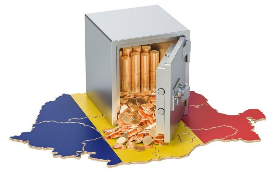 CREȘTERE importantă a datoriei externe a României în primele șapte luni din acest an