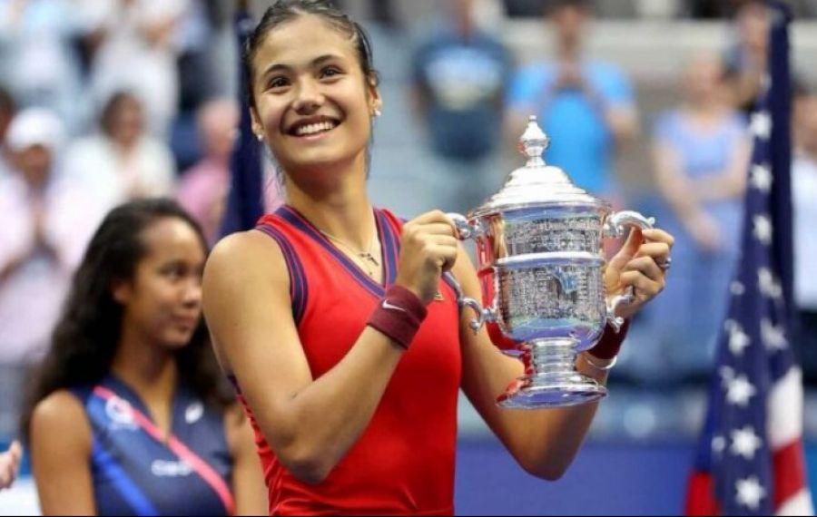 Salt spectaculos pentru Emma Răducanu în clasamentul WTA după triumful de la US Open