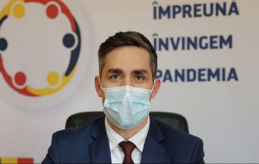 """Valeriu Gheorghiță AVERTIZEAZĂ: """"Numărul cazurilor de COVID-19 va continua să crească"""""""