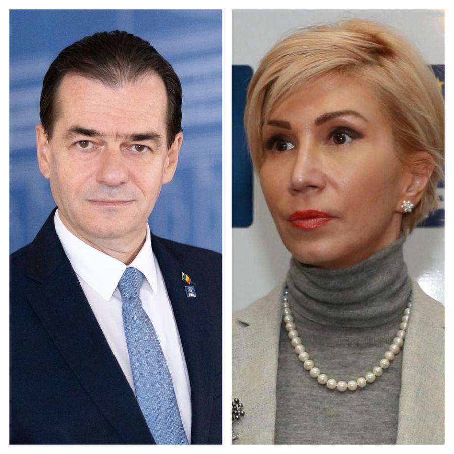 """Orban o IRONIZEAZĂ pe Turcan: """"Trebuie să mai citească Constituția"""""""