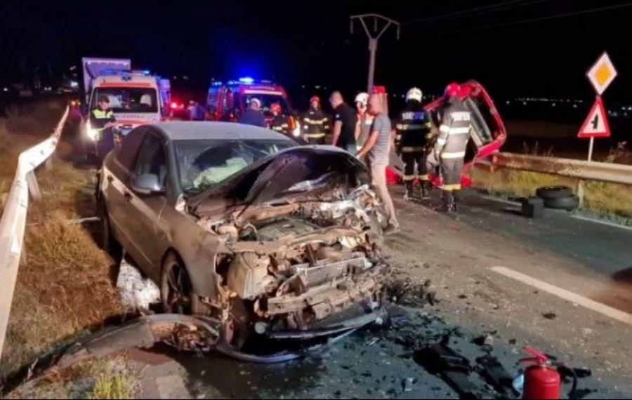 ACCIDENT tragic lângă Constanța: O mamă cu fiul ei și-au pierdut viața