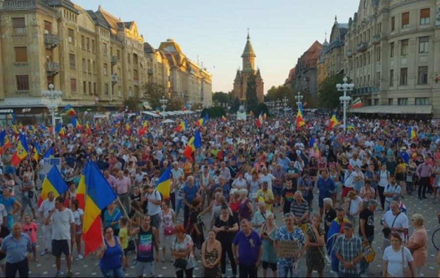Majoritatea românilor consideră că țara merge mai PROST ca acum 30 de ani