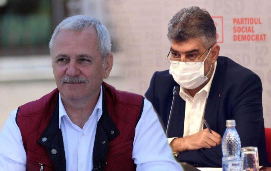 """Marcel Ciolacu sare la ATAC împotriva lui Liviu Dragnea: """"Frustrări și rateuri"""""""