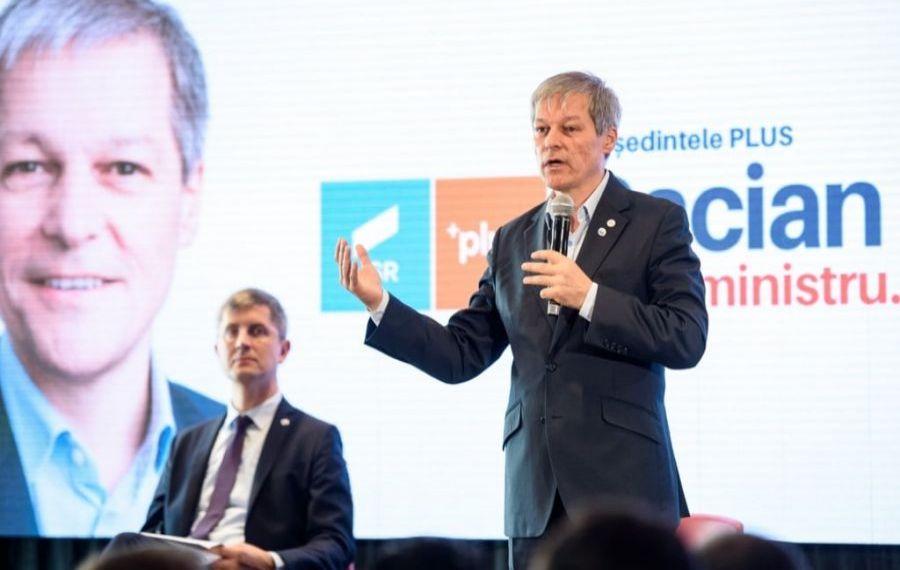 """Dacian Cioloș reafirmă: """"Florin Cîțu NU mai poate fi premierul unui guvern cu USR PLUS"""""""
