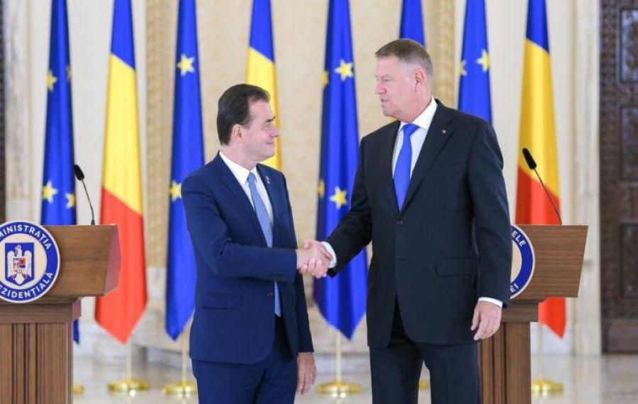 """Ludovic Orban, mesaj pentru președintele Iohannis: """"Nu poate să INTERVINĂ în această competiție internă"""""""