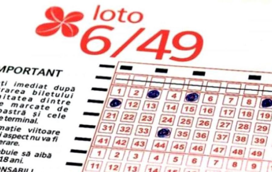 Loto 6/49: Care sunt numerele câștigătoare ale extragerii de duminică, 26 septembrie