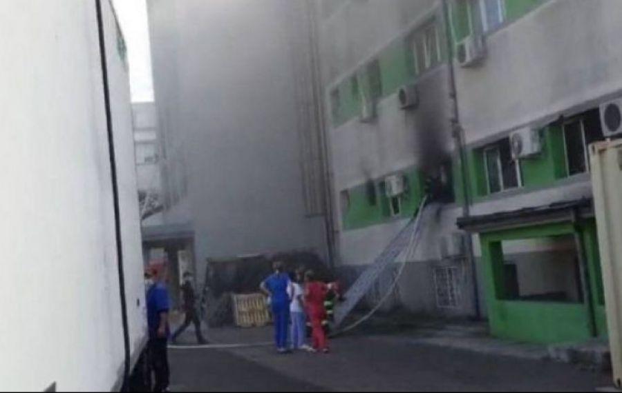 Spitalul de boli infecțioase din Constanța nu a cerut autorizaţie de securitate la incendiu, deşi avea această obligaţie