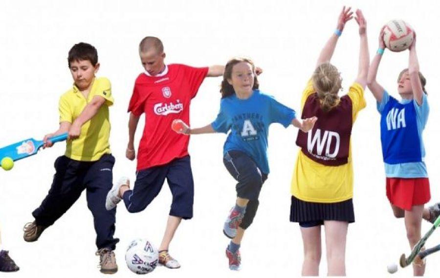 BANI pentru copiii care fac sport de performanță