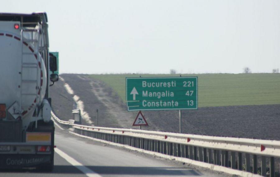 RESTRICȚII de circulație pe Autostrada București-Constanța