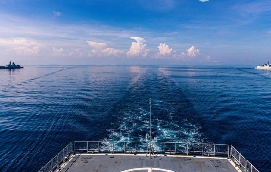 După  accidentul cu submarinul nuclear USS Connecticut, China reclamă că o navă spion americană desfășoară activități extinse în Marea Chinei de Sud