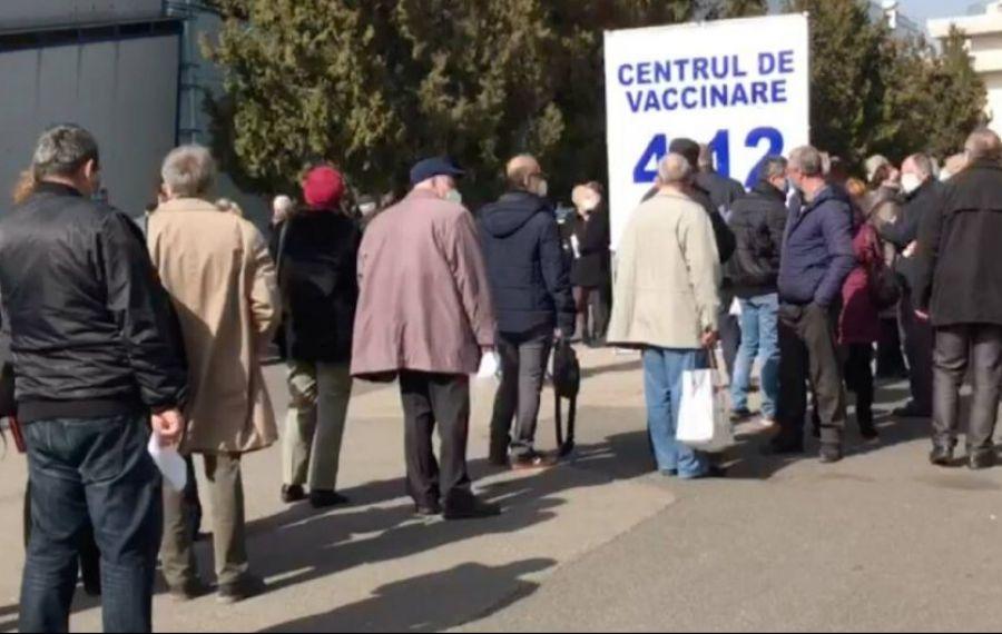 Numărul românilor care s-au vaccinat anti-covid cu prima doză a crescut cu 20% în ultima săptămână