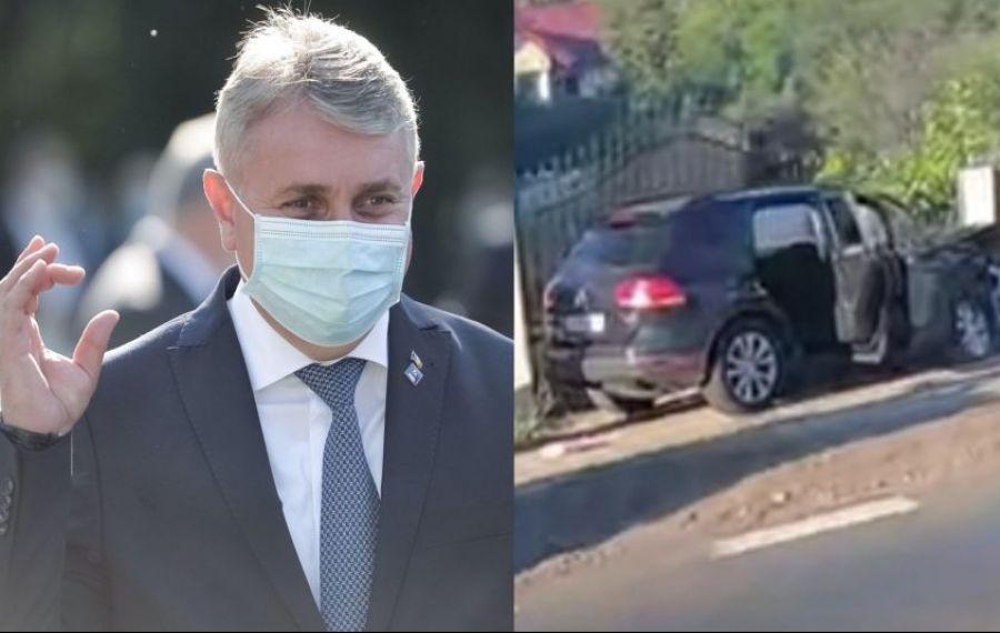 Dosarul accidentului ministrului Bode, CLASAT de justiție