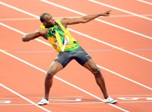 Bolt vrea să concureze şi la săritura în lungime