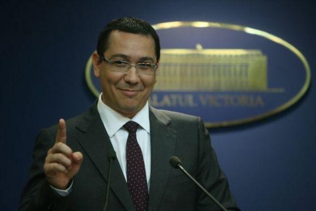 Victor Ponta va discuta cu ministrul Educaţiei despre clasa zero