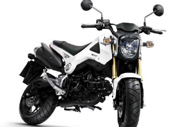 Honda MSX 125: Motoare mici, de oraş