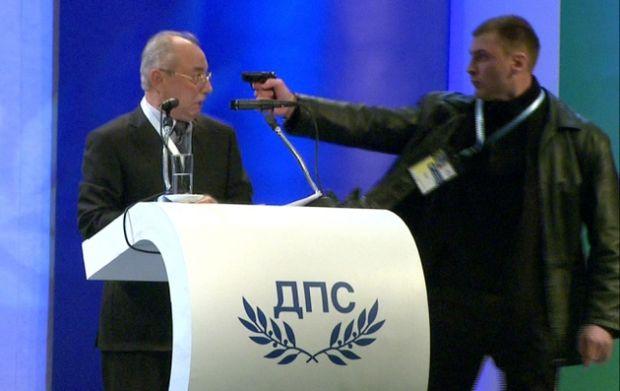 Bulgaria: Liderul partidului minorităţii turce a demisionat, fără legătură cu atentatul de sâmbătă. VIDEO