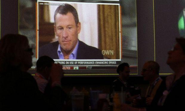Lance Armstrong, imaginea ruşinii