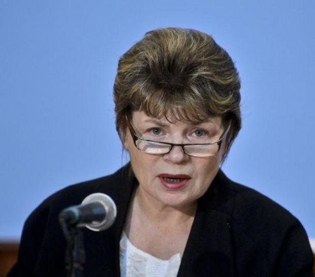 Mona Pivniceru: Raportul MCV pozitiv în ansamblu şi reţine că MJ a elaborat o strategie multianuală