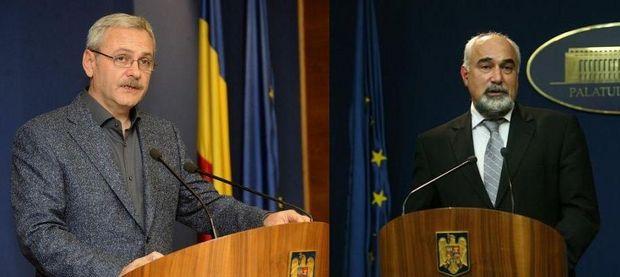 AFP: Doi dintre miniştrii la care face referire raportul MCV sunt Liviu Dragnea şi Varujan Vosganian