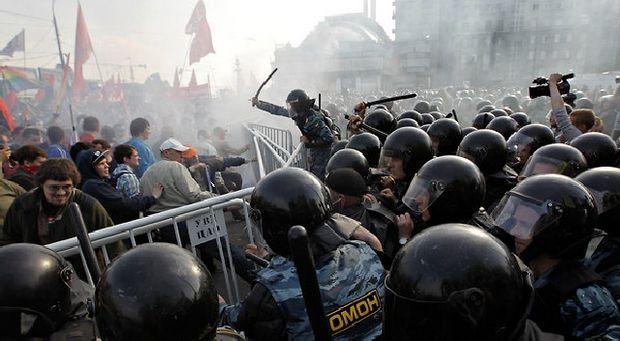 Anul represiunii în Rusia