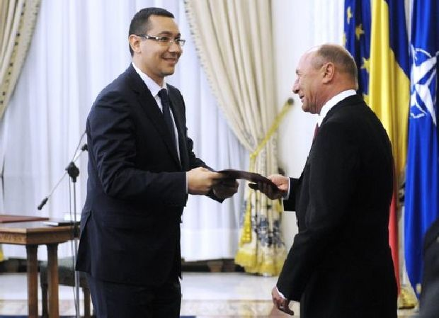 VORBESC ACEEAŞI LIMBĂ. Ponta susţine obiectivele prezentate de Băsescu
