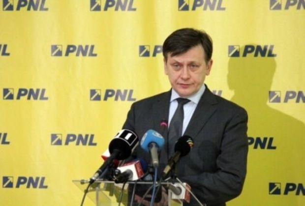 Crin Antonescu: Avem un om pregătit pentru Ministerul Justiţiei