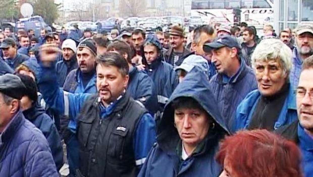 Oltchim: Protest autorizat al angajaţilor de la Piteşti