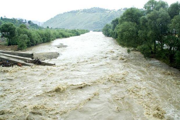 Cod portocaliu de inundaţii în zona Satu Mare