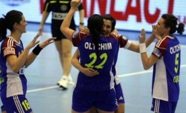 Echipa de handbal Oltchim Râmnicu Vâlcea, la un pas de desfiinţare