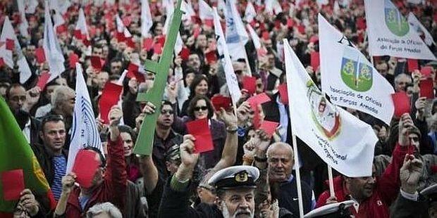 Grevă de amploare în Portugalia